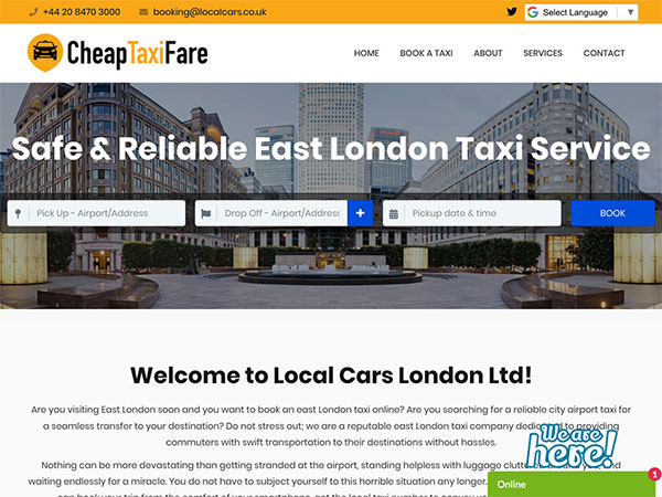 Cheap Taxi Fare