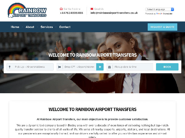 Rainbow Airport Transfers