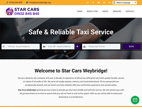 Star Cars Weybridge
