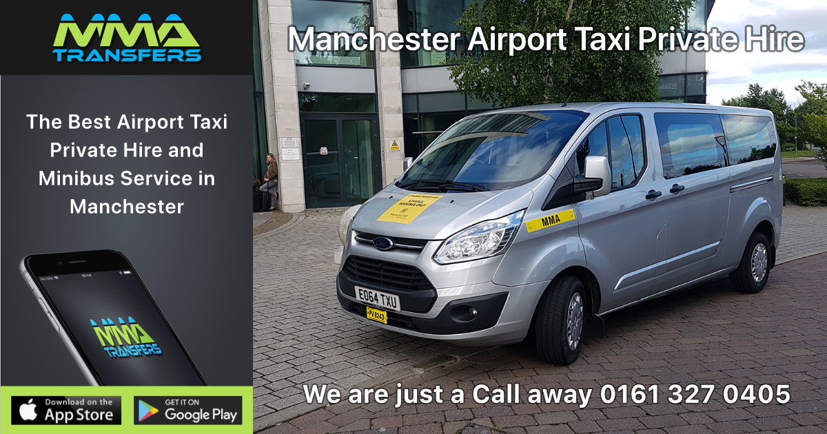 Manchester Airport Taxi